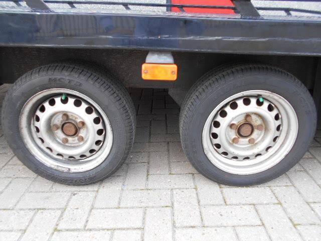 Tijhof TAS35 tyhof autotransporter 545 x 220 - 2003 - image 7