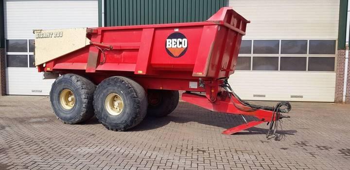 Beco Gigant 200