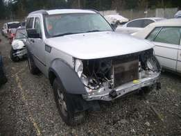Dodge Nitro Stripping For Spares