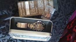 Jeep mens watch pre owned .