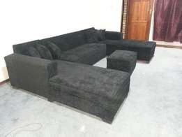 Chivalry designs U shape couch for only R5200.
