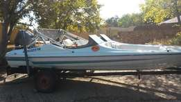 Xstaski GT Boat To swop for Jet ski