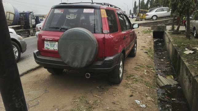 Nigerian used honda accord very clean first body Agege - image 1