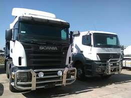 Are you in the Market for A Mercedes or Scania