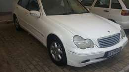 Mercedes bens C180 for sale