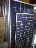 600W poly solar panels used
