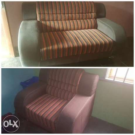 Complete set chair 8month used in perfect condition Egbeda - image 1