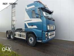 Volvo Fh700 6x4 Globetrotter Full Steel Hub Reduction - To be Imported