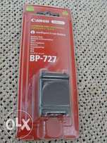 Canon BP -727 Original Battery for Video cameras R1000