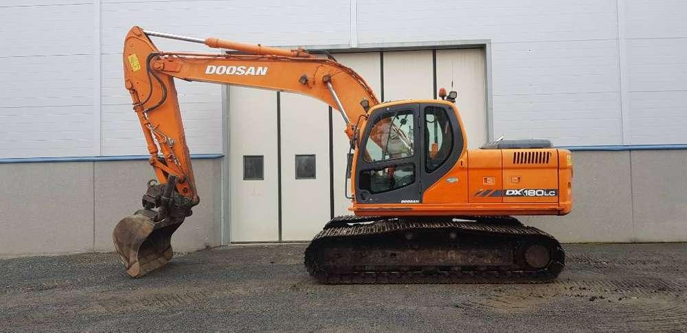 Doosan Dx 180 Lc - 2008