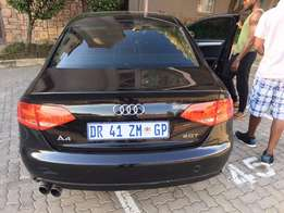 AUDI A4 2.0T Up for Sale