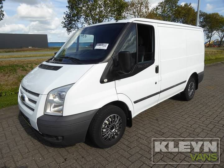 Ford TRANSIT 260 S AC 44 airco, aluca kasten, - 2013