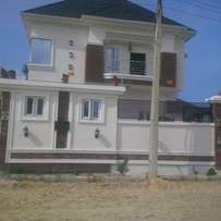 Four Bedroom Fully Detached Duplex For Sale