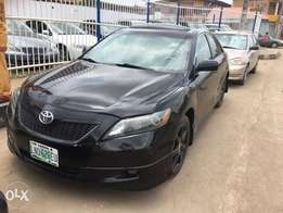 4 months used 2008 Toyota camry sport