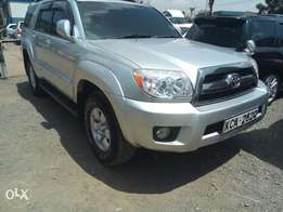 Toyota Surf silver Double cab, clean fully loaded
