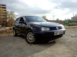 Volkswagen Golf. Mark IV. 2002