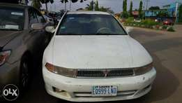 1999 mitsubishi galant ES for sale cheap