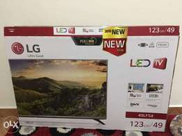 49 Inches LG TV 56000 kes BEST PRICE
