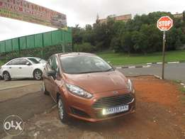 2014 ford fiesta 1.0 ecoboost for sale!