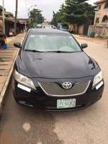 A 2008 upgraded to 2010 Toyota Camry for sale