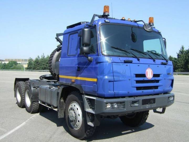 Tatra T 815 - 230N3T 38.300.6x6.2R/370