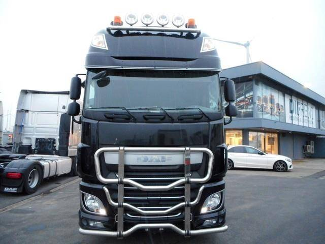 DAF XF 510 FT SUPER SPACE CAB MANUAL GEARBOX - 2014 - image 8