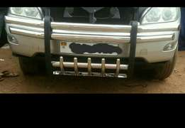 Front double guard for all cars avaliable
