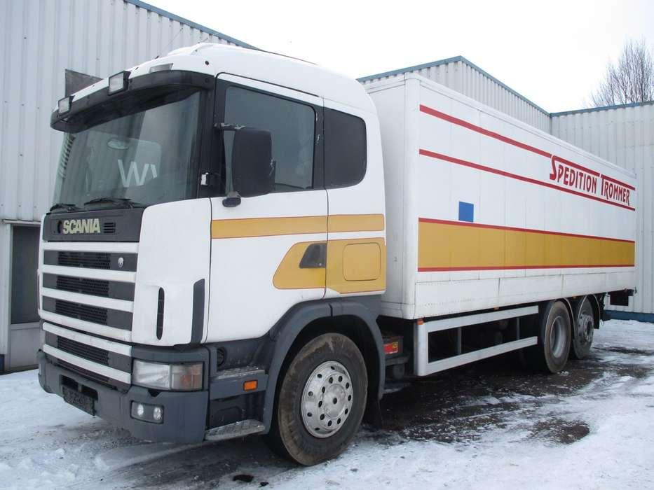 Scania R 124 400 , 6x2 , Airco , Retarder - 1998