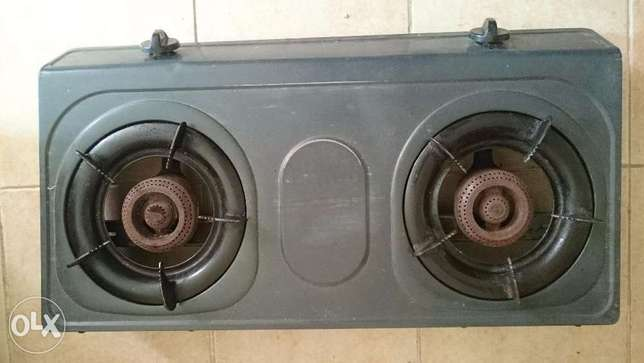 2 burner gas cooker Pangani - image 1