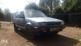 Toyota AE 81 fitted 5A efi engine