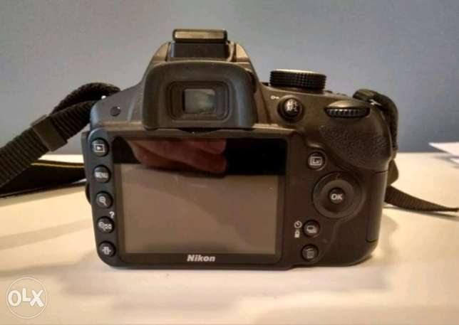 Nikon D3200 with all accessories Kampala - image 3