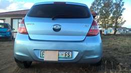 Used i20 hyundai on 165000km for R90 000