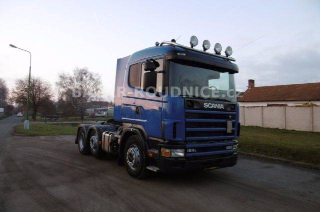 Scania R 124 LA(ID10303) - 2002