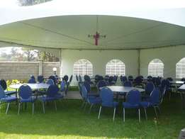 Seats, Tents & Tables for hire
