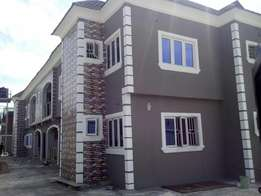 Wonderful 3bedroom flat for rent at oluodo (Ebute axis)