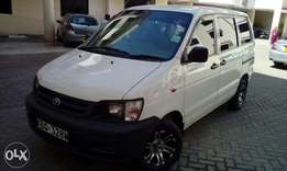 Original Toyota Townace with ALLOY Rims