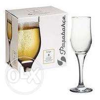 6 pieces Champagne Glasses