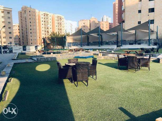 Located in Salmiya is a Fully Furnished 3 Bedrooms