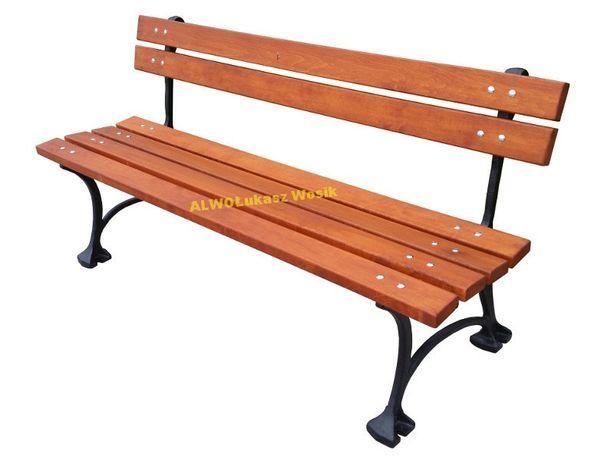 Poważne Ławka parkowa ławka ogrodowa producent ławki meble ogrodowe żeliwe FX11