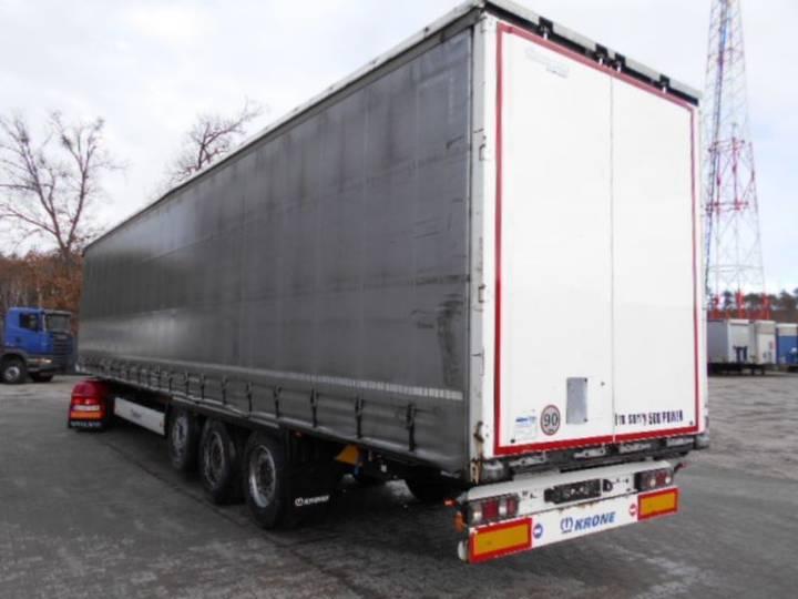 Krone SDP27 PROFILINER, XLCODE, LIFT Achse - 2014