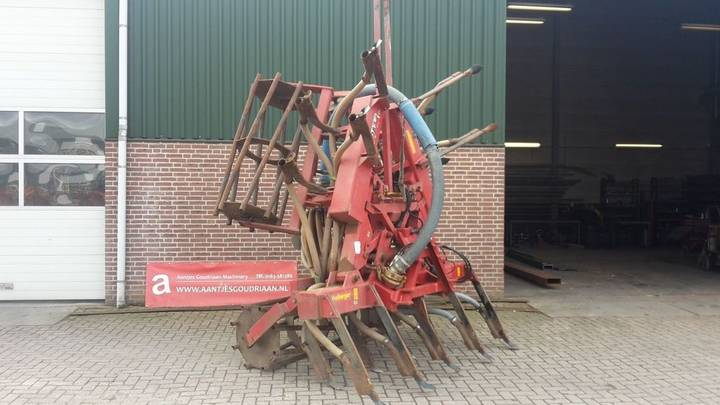 Evers Freiberger bemester liquid manure spreader