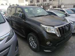 Toyota Prado Diesel Engine 2012 model KCN number Loaded with alloy