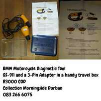 BMW Motorcycle Diagnostic Tool
