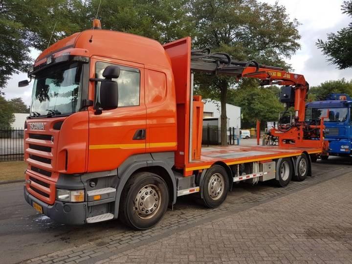Scania 420 B 8X2*6 - 2008
