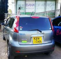 Clean Nissan Note for Sale in Diani
