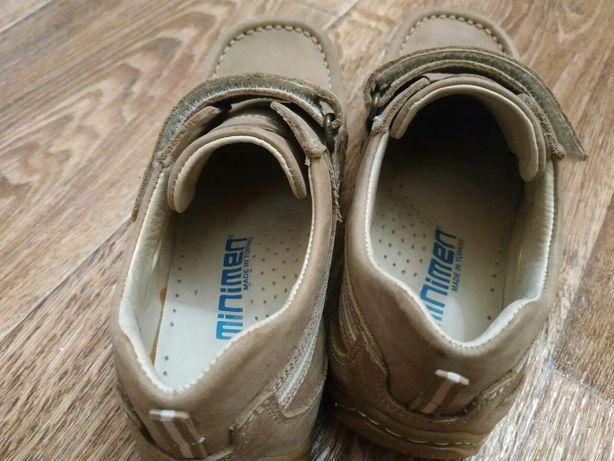Кожаные Туфли-мокасины супинатор Minimen (Турция) р.32 Київ - зображення 6 2041147dd027a