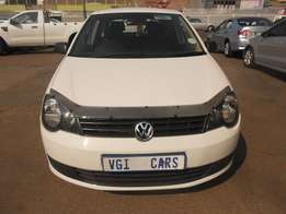 Pre owned VW Polo Vivo1.4 trendline Hatchback