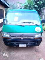Affordable Toyota HiAce Bus 2000 model, buyer needed urgently