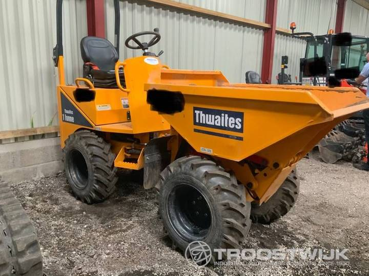 Thwaites 1 tonne - 2018