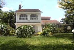 Elegant 4 bedroom house on one acre to let - Nyari Estate